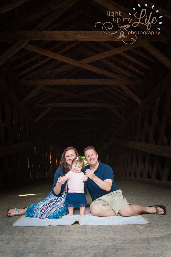 Newtown, PA 1st Birthday Session